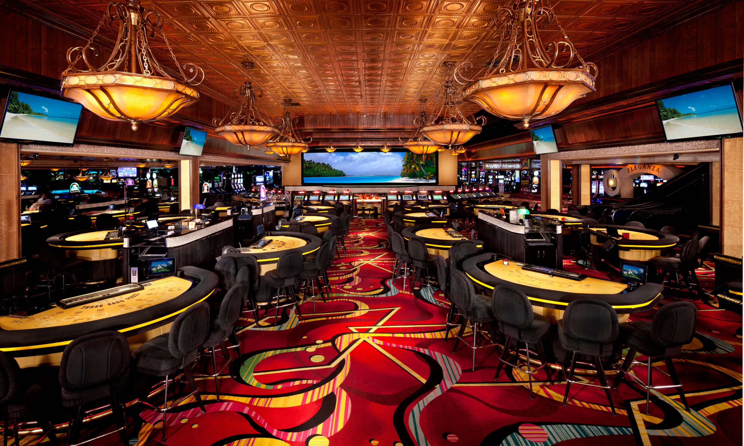 Live Casino Poker Room